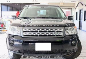 Used 2012 LAND ROVER LR2 BH721673 for Sale