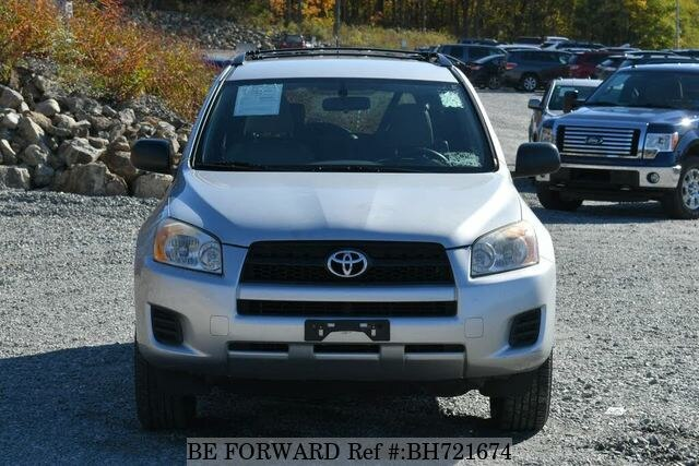 Used 2011 TOYOTA RAV4 BH721674 for Sale
