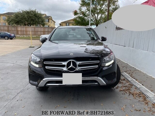 Used 2019 MERCEDES-BENZ GLC-CLASS BH721683 for Sale