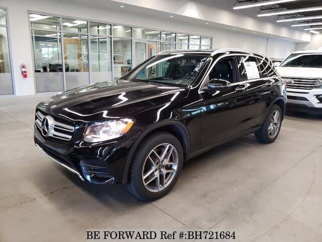 Used 2019 MERCEDES-BENZ GLC-CLASS BH721684 for Sale