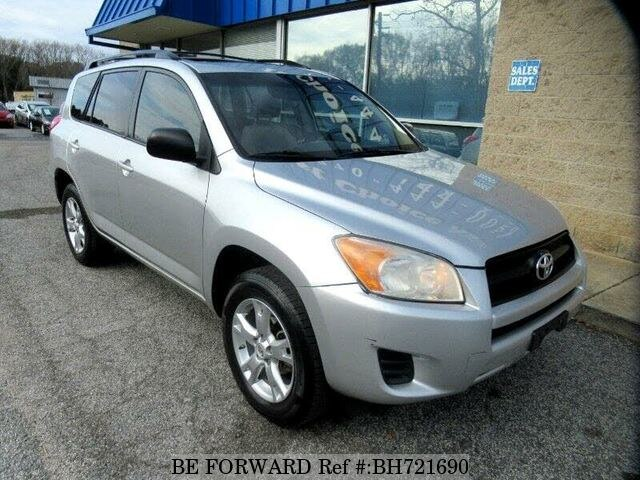 Used 2012 TOYOTA RAV4 BH721690 for Sale