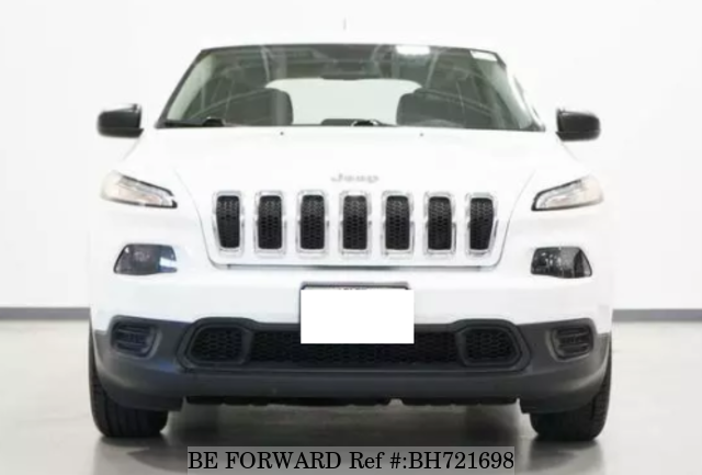 Used 2017 JEEP CHEROKEE BH721698 for Sale