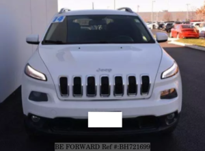 Used 2014 JEEP CHEROKEE BH721699 for Sale