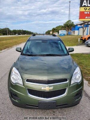 Used 2015 CHEVROLET EQUINOX BH721731 for Sale