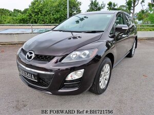Used 2011 MAZDA CX-7 BH721756 for Sale
