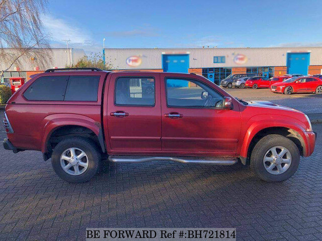 Used 2008 ISUZU RODEO BH721814 for Sale