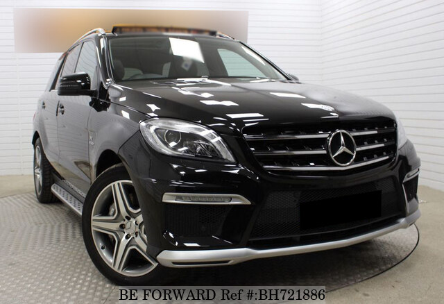 Used 2014 MERCEDES-BENZ ML CLASS BH721886 for Sale