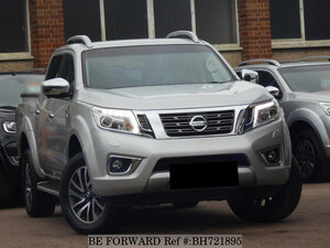 Used 2017 NISSAN NAVARA BH721895 for Sale