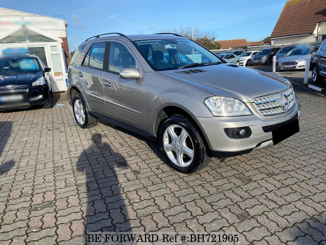Used 2008 MERCEDES-BENZ ML CLASS BH721905 for Sale