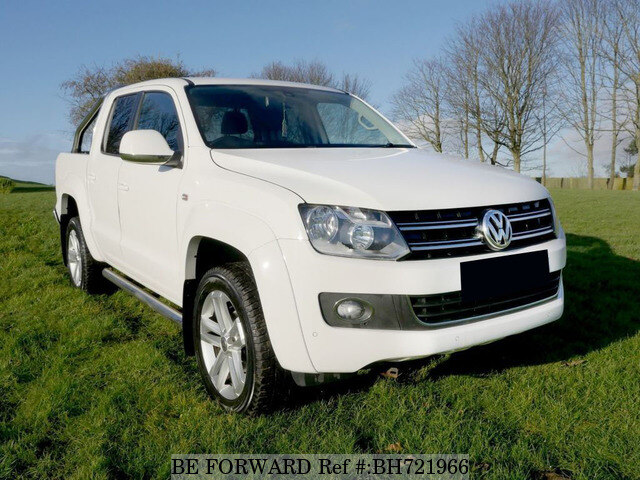Used 2015 VOLKSWAGEN AMAROK BH721966 for Sale