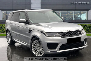 Used 2018 LAND ROVER RANGE ROVER SPORT BH722048 for Sale
