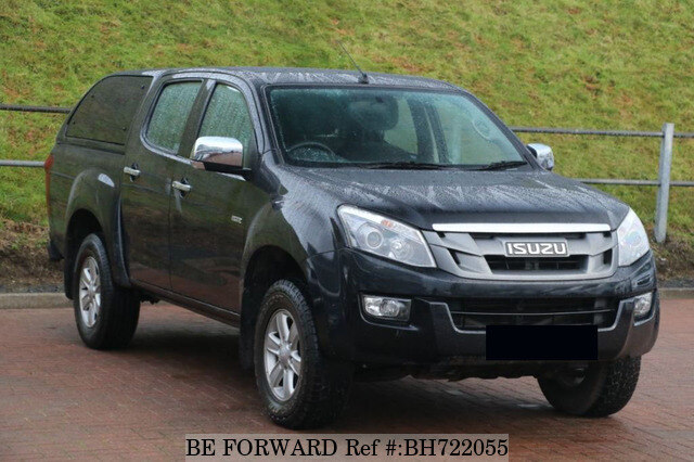 Used 2016 ISUZU D-MAX BH722055 for Sale