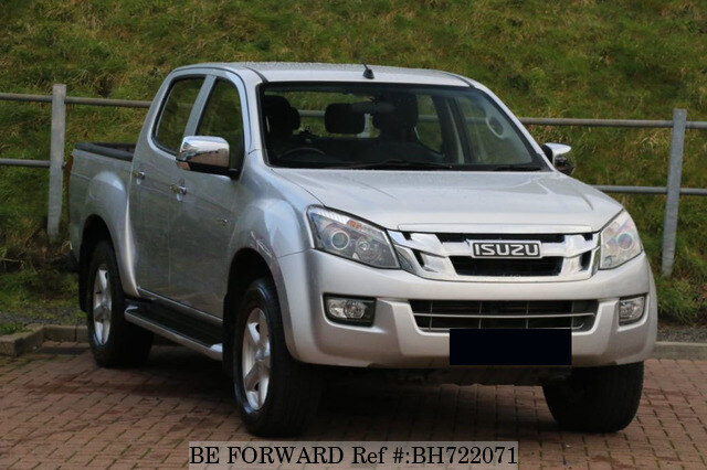 Used 2017 ISUZU D-MAX BH722071 for Sale