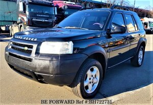 Used 2003 LAND ROVER FREELANDER BH722731 for Sale