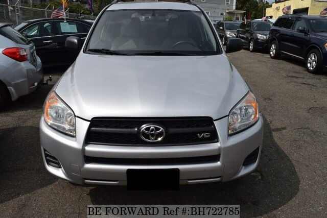 Used 2012 TOYOTA RAV4 BH722785 for Sale