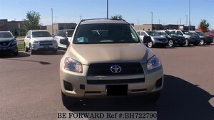 Used 2012 TOYOTA RAV4 BH722790 for Sale