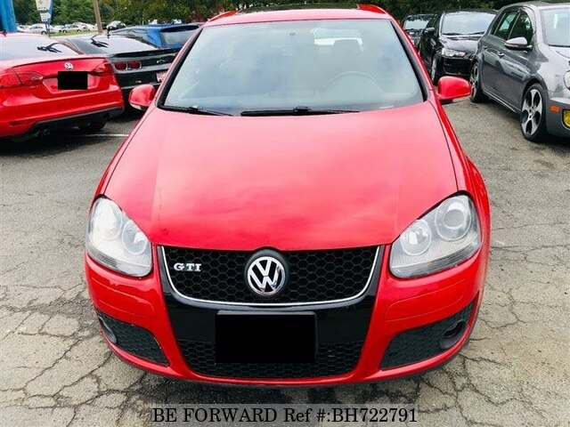 Used 2009 VOLKSWAGEN GOLF GTI BH722791 for Sale