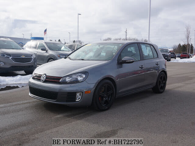 Used 2010 VOLKSWAGEN GOLF GTI BH722795 for Sale