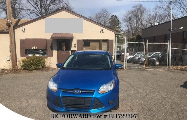 Used 2013 FORD FOCUS BH722797 for Sale