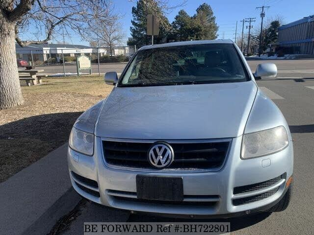 Used 2006 VOLKSWAGEN TOUAREG BH722801 for Sale