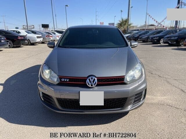Used 2010 VOLKSWAGEN GOLF GTI BH722804 for Sale