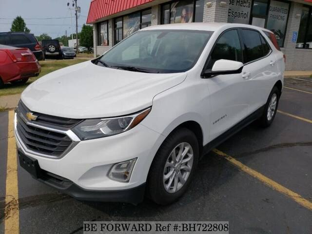 Used 2018 CHEVROLET EQUINOX BH722808 for Sale