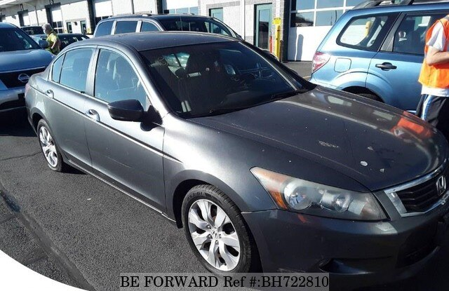 Used 2009 HONDA ACCORD BH722810 for Sale