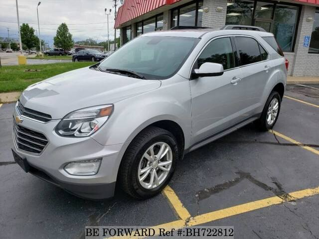 Used 2017 CHEVROLET EQUINOX BH722812 for Sale