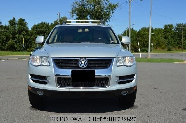 Used 2010 VOLKSWAGEN TOUAREG BH722827 for Sale
