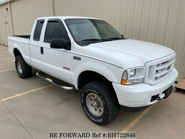 Used 2004 FORD F250 BH722846 for Sale