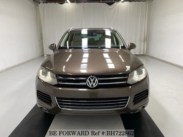 Used 2011 VOLKSWAGEN TOUAREG BH722862 for Sale