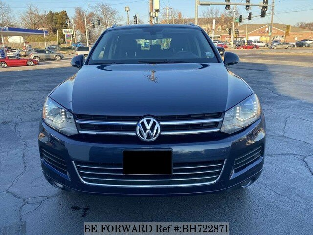 Used 2012 VOLKSWAGEN TOUAREG BH722871 for Sale
