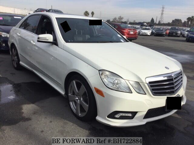 Used 2011 MERCEDES-BENZ E-CLASS BH722884 for Sale
