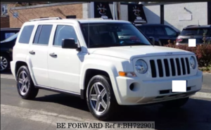 Used 2009 JEEP PATRIOT BH722901 for Sale