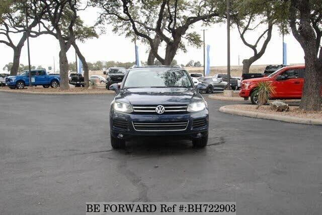 Used 2014 VOLKSWAGEN TOUAREG BH722903 for Sale