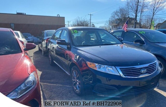 Used 2010 KIA OPTIMA BH722908 for Sale
