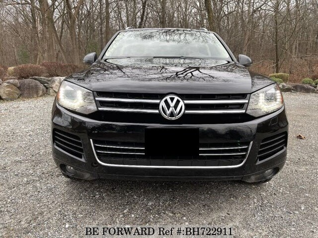 Used 2014 VOLKSWAGEN TOUAREG BH722911 for Sale