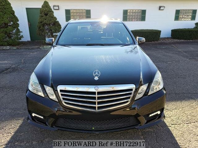 Used 2010 MERCEDES-BENZ E-CLASS BH722917 for Sale