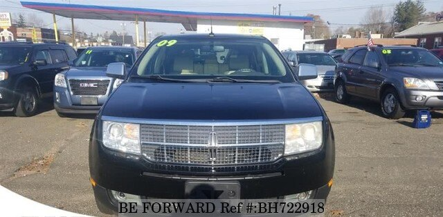 Used 2009 LINCOLN MKX BH722918 for Sale