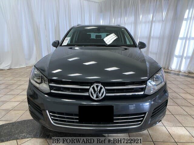 Used 2014 VOLKSWAGEN TOUAREG BH722921 for Sale