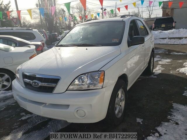 Used 2009 KIA SORENTO BH722922 for Sale