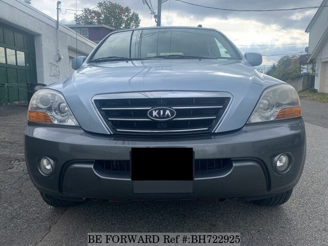 Used 2008 KIA SORENTO BH722925 for Sale