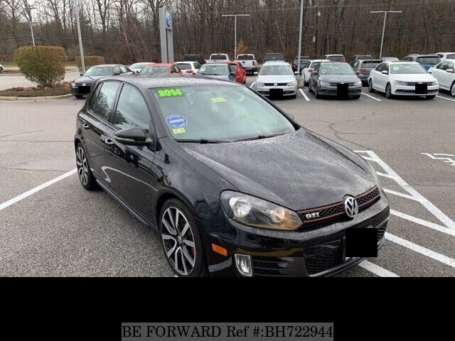 Used 2014 VOLKSWAGEN GOLF GTI BH722944 for Sale