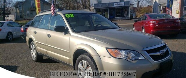 Used 2008 SUBARU OUTBACK BH722947 for Sale