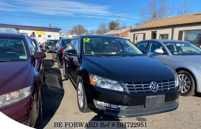 Used 2012 VOLKSWAGEN PASSAT BH722951 for Sale