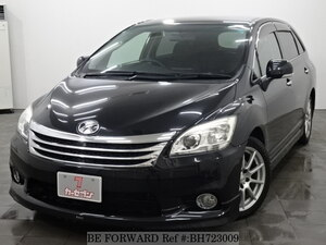 Used 2009 TOYOTA MARK X ZIO BH723009 for Sale