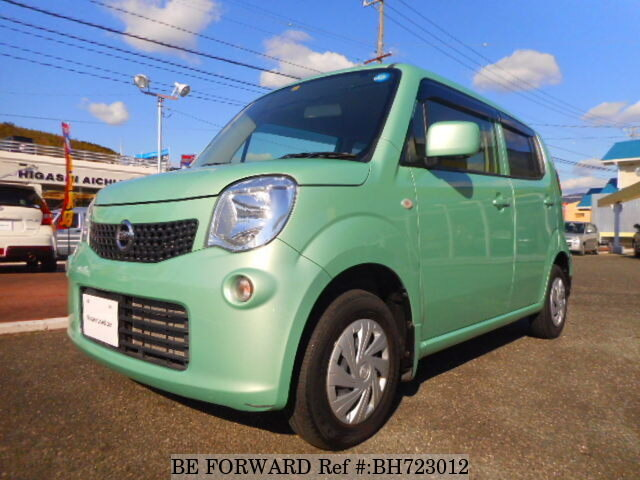 Used 2015 NISSAN MOCO BH723012 for Sale