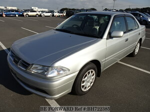 Used 2001 TOYOTA CARINA BH722385 for Sale