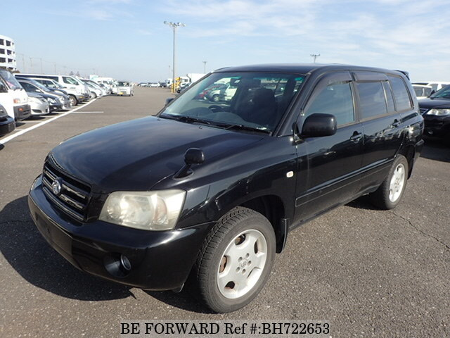 Used 2006 TOYOTA KLUGER BH722653 for Sale