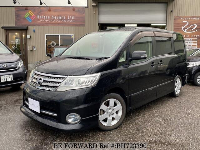 Used 2010 NISSAN SERENA BH723390 for Sale
